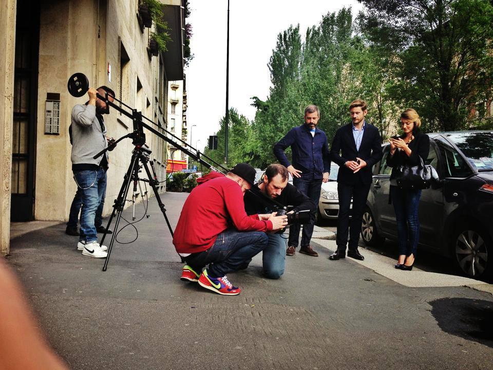 Gianpaolo Casciano_Estrima Biro_Video_Backstage_1