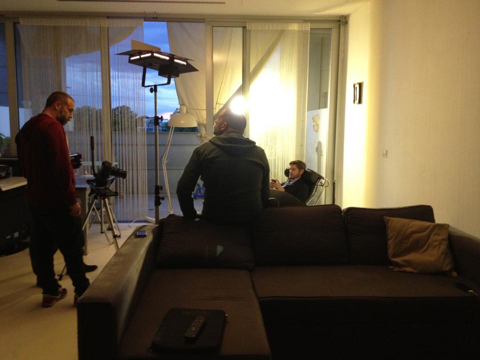 Gianpaolo Casciano_Estrima Biro_Video_Backstage_2