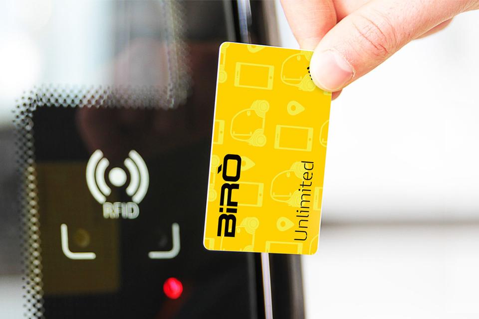 Gianpaolo Casciano_Estrima Biro_Biro Card_RFID